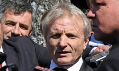 Гриша Ганчев по повод оставката на Борислав Михайлов
