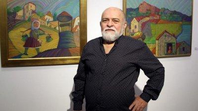 Издъхна големият художник Слав Бакалов