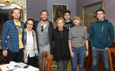 Мария Стефанова с трета премиера след завръщането в Народния театър