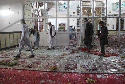 Над 60 души са загинали при експлозия в Афганистан