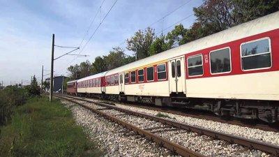 Влак блъсна кола на жп прелез край Плевен