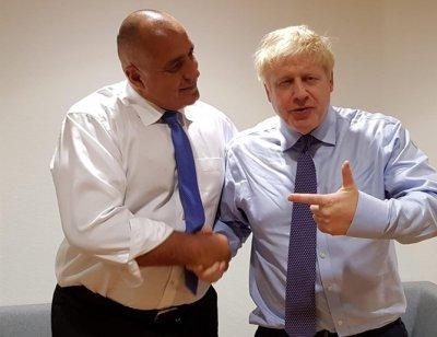 Борисов и Борис Джонсън осъдиха расистките прояви