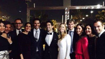 Рафа Надал вдигна сватба с Мария Перейро пред 350 отбрани гости