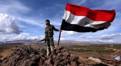 Солдати и аскери патрулират заедно в Сирия