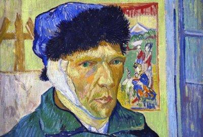 Голяма изложба, посветена на Ван Гог, се открива във Франкфурт