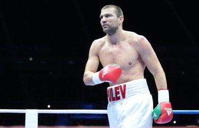 Тервел Пулев срещу германец в 14-ия си мач