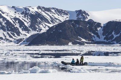 Арктика като арена на сблъсък
