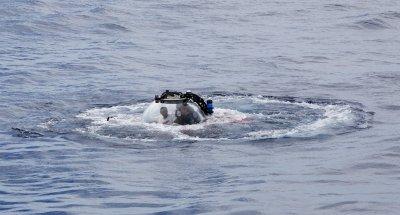 Сензационно: Бактерии на дъното на Океана се хранят с петрол