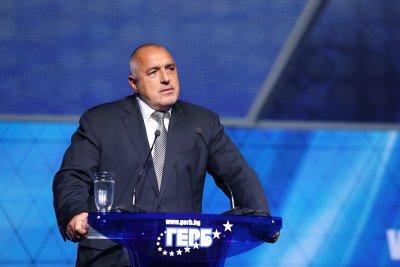 Борисов за червената евролиста: Шпионин, ДС, шпионин, ДС