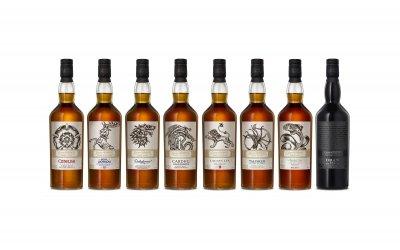 Колекционерско уиски за Игра на тронове
