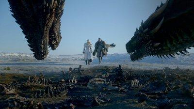 Нова порция дракони и разкрития в Игра на тронове