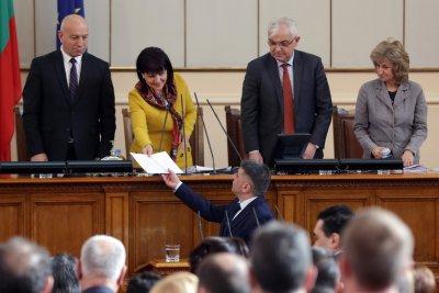 Цвета Караянчева връчи награди за водене на парламентарен дебат