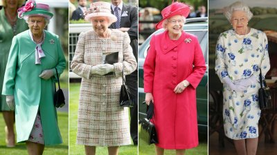 Кралицата отказва дрехи от естествена кожа