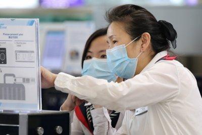 Страх от белодробна чума в Китай