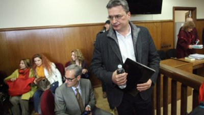 Делото КТБ продължава с разпит на Бисер Лазов