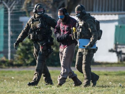 В Германия задържаха терористи от ДАЕШ