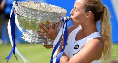 Доминика Цибулкова прекрати кариерата си