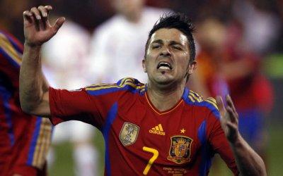 Давид Вия прекратява футболната си кариера