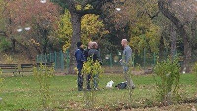 Труп на мъж е открит в пловдивски парк