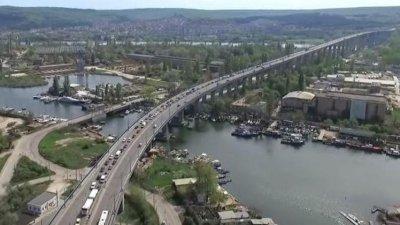 Катастрофа на Аспаруховия мост във Варна