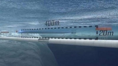 Норвегия мачка: Строи 1121 км. подводна магистрала (ВИДЕО)