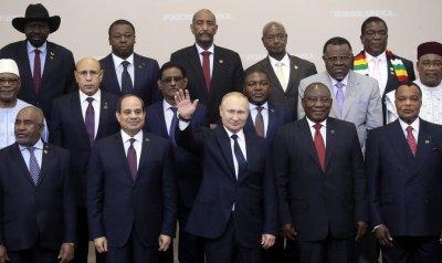 Какво прави Русия в Африка?