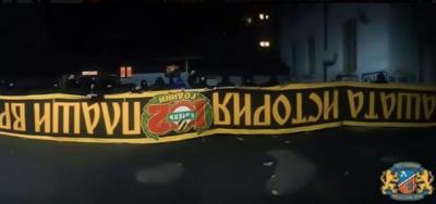 Ботев Пд се жалва в полицията за откраднато знаме