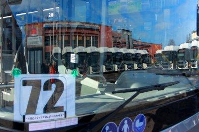 Бонбон срещу билетче в столичния градски транспорт