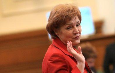 Менда Стоянова за бюджет 2020