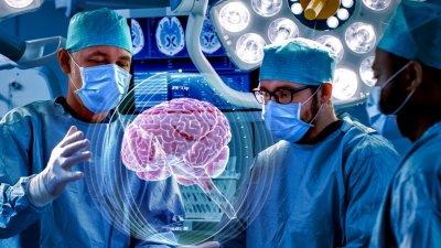 Уникално! Отстраниха 1 кг тумор от мозъка на мъж