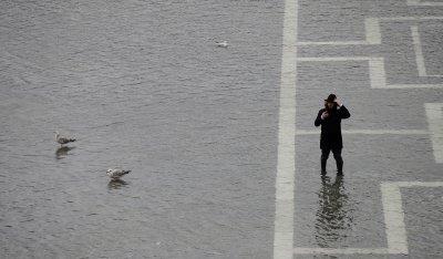 Две са вече жертвите на наводненията във Венеция