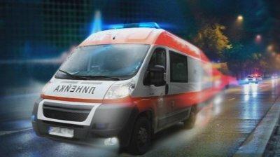 Шофьори се млатят след катастрофа в нощна София