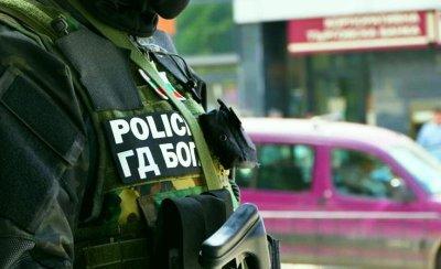 10 арестувани при мащабна наркоакция в София