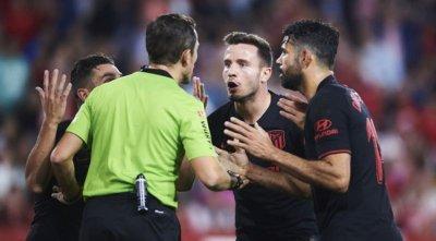 Ужасен удар по Атлетико в битката за титлата в Испания