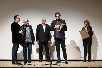 Тео Ушев получи награда за принос към родната култура