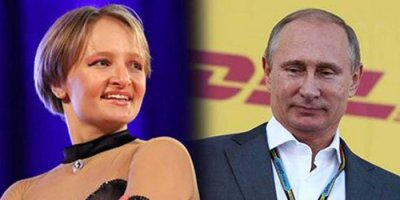 Фонд на щерката на Путин лапнал 488 млн. рубли за година