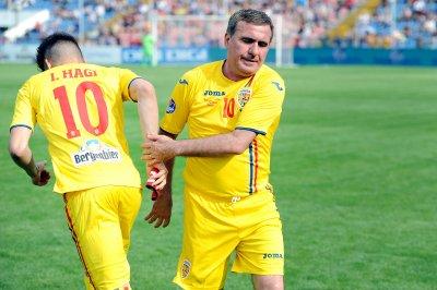 Георге Хаджи фаворит да поеме националния отбор на Румъния