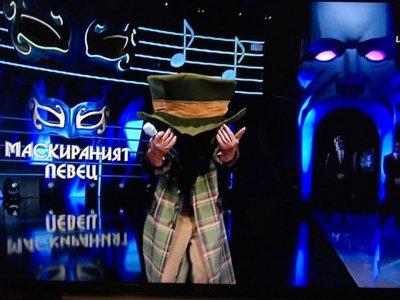 Падна маската на Шапката - пръкна се Къци Вапцаров