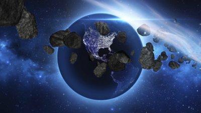 Монахиня през 12-ти век: Комета убива Земята