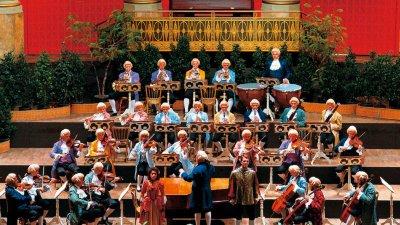 Коледа идва в НДК с Виена Моцарт Оркестра