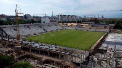 Босът на Ботев Пд скочи на фенските вълнения за стадиона