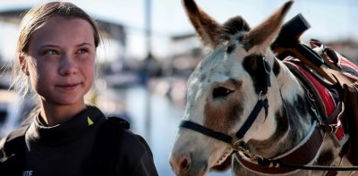 Оферта: Грета Тунберг да яхне Марко към Лисабон