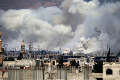 10 цивилни загинаха след въздушни удари в Сирия