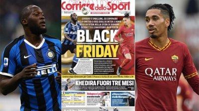Журналистическо безумие! Италиански вестник забърка расистки скандал