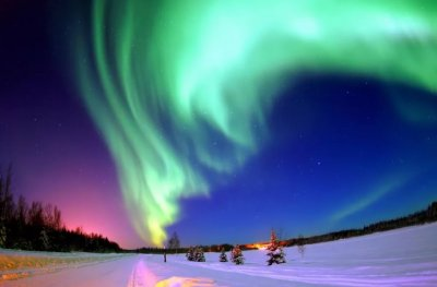 Нещо става на Северния полюс