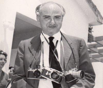 Откриха неизвестни снимки на фотографа Дейвид Сиймор в архивите на ЮНЕСКО