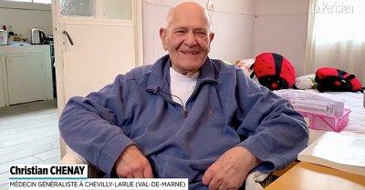 Поклон! Лекар на 98 г. помага на 20 пациенти на ден
