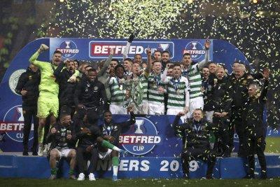 Селтик спечели Купата на Лигата след победа над Рейнджърс