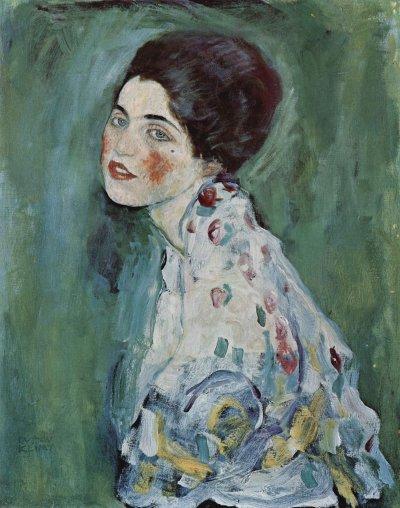 Май откриха открадната картина на Густав Климт