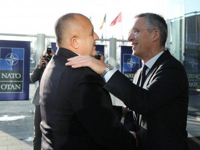 """Борисов даде """"заден"""" за координационния център на НАТО край Варна"""